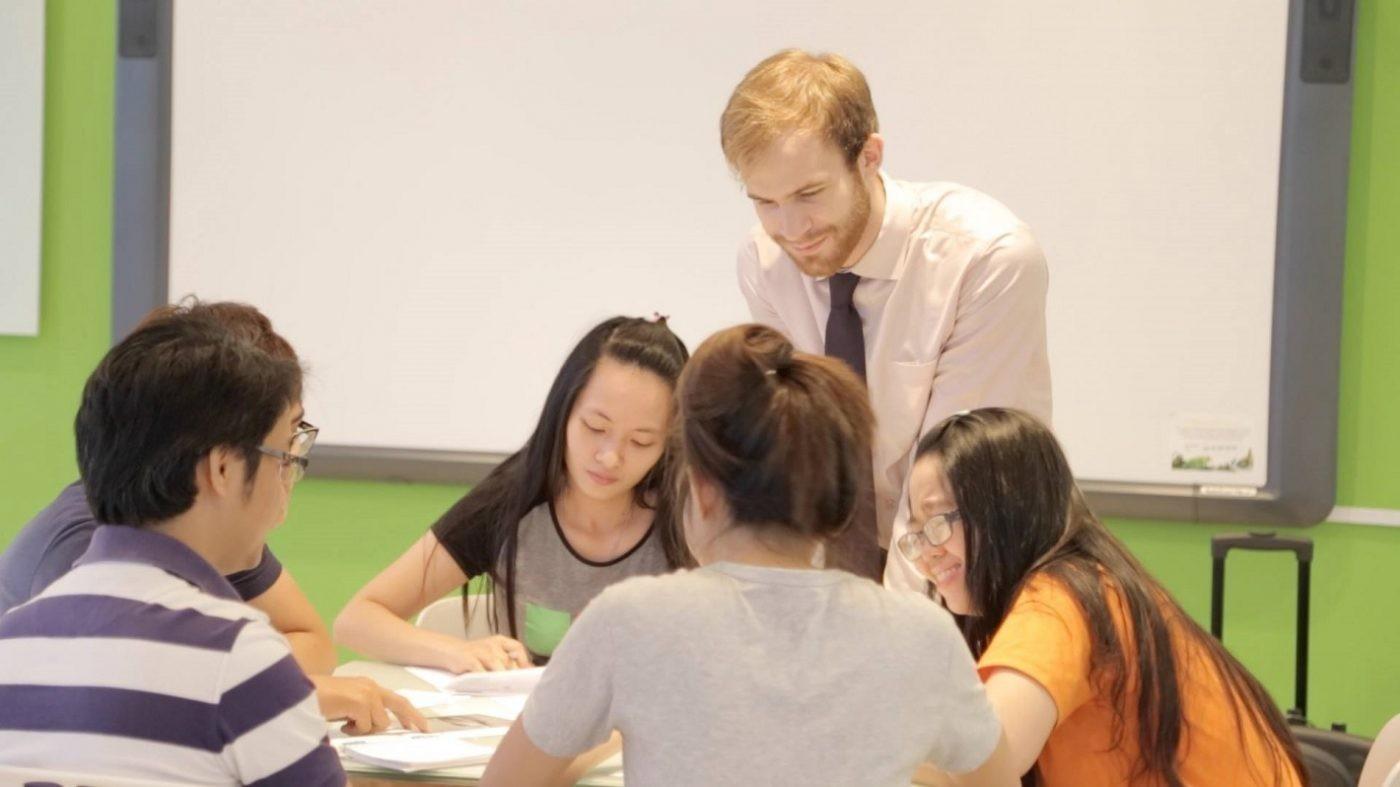 thành lập trung tâm ngoại ngữ tin học