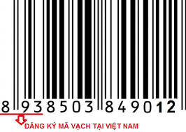 Mã vạch Việt Nam