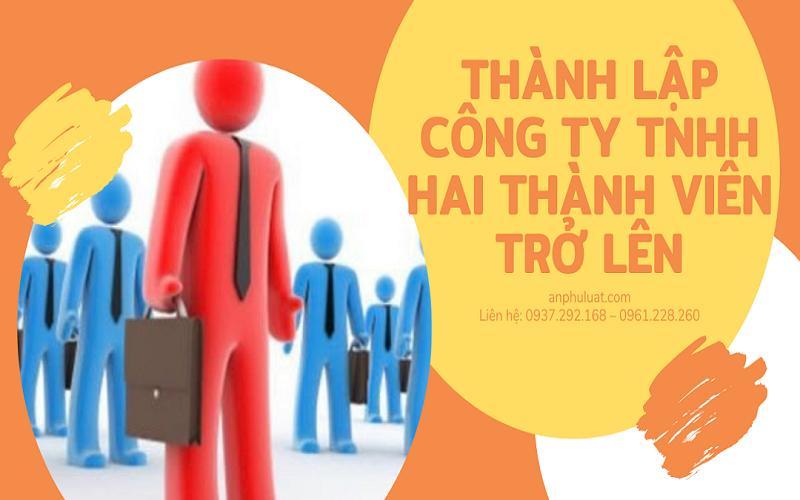 thủ tục thành lập công ty TNHH 2 thành viên