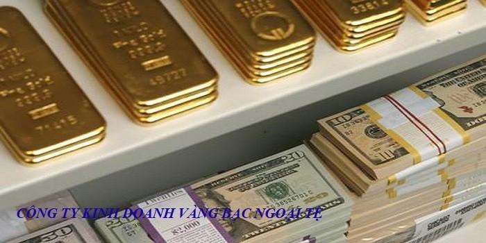 đăng ký giấy phép kinh doanh vàng bạc, đá quý