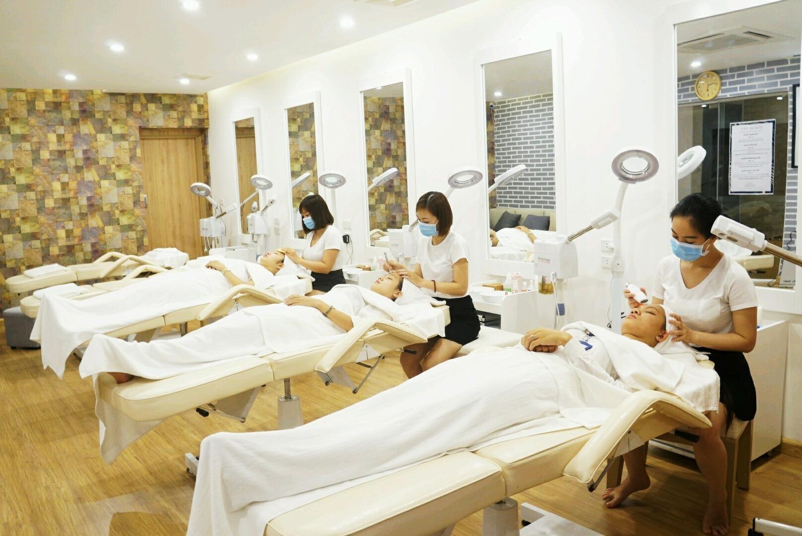 điều kiện đăng ký kinh doanh spa