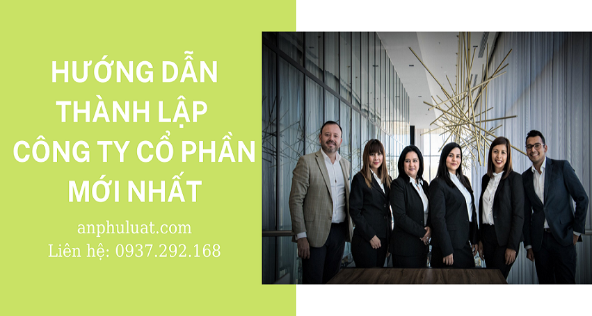 thanh lap cty co phan